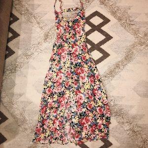 Forever 21 midi slip dress